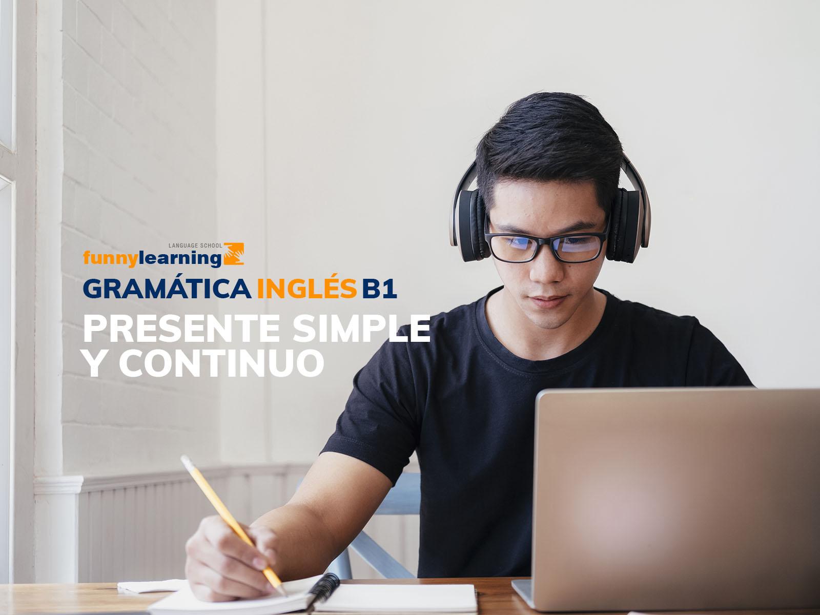curso gramatica – presente simple y continuo